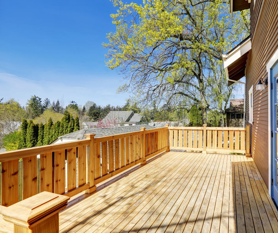 Decking Installed in Lakeside FL by Lakeside Fence and Decks, serving Lakeside and the greater Jacksonville area.